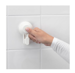 Picture of IKEA TISKEN Soap Dish With Suction Cup White