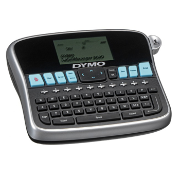 Dymo Label Manager 360D  Rechargeable Label Maker