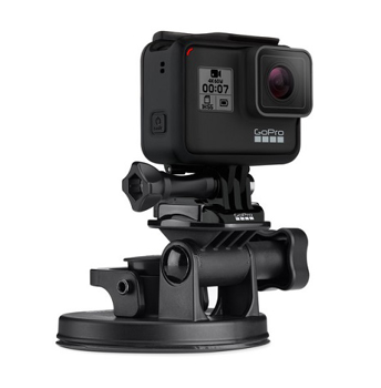 Gopro Suction Cup in Black
