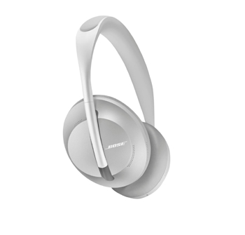 Bose Noise Cancelling Headphone Wireless in Luxe Silver