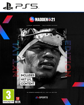ELECTRONICARTS VIDEO GAME MADDEN NFL