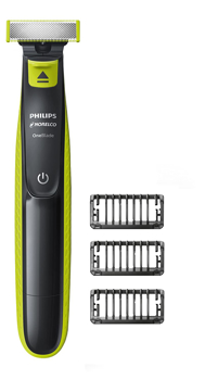 PHILIPS NORELCO ONE BLADE FACE SHAVER