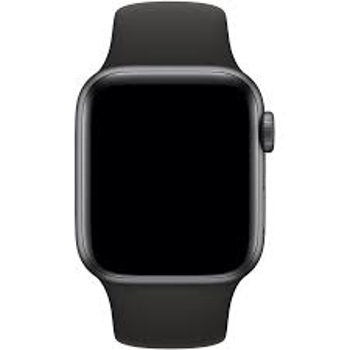 APPLE WATCH BAND 44MM in BLACK