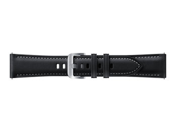 SAMSUNG  STITCHLEATHER BAND in BLACK