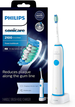 PHILIPS TOOTHBRUSH SONICARE DAILYCLEAN in MID / BLUE