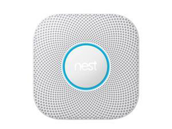 Nest Protect Smoke Carbon Battery Alarm IN White