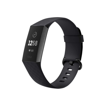 Fitbit Activity TrackerCharge 3 IN Black