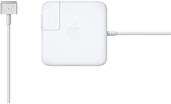 APPLE 85W MAGSAFE 2 POWER ADAPTER  in  WHITE