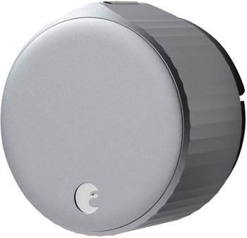 AUGUST SMARTLOCK 4TH  in SILVER