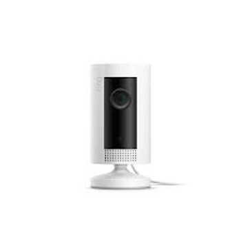 RING  SECURITY  INDOOR  CAMERA   in  WHITE