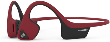 AFTERSHOKZ HEADPHONE AIR BONE CONDUCTION   in   CANYON RED