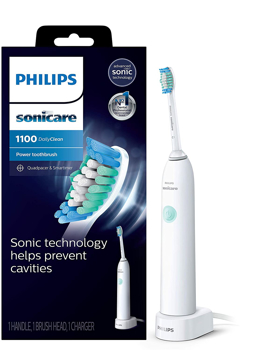 PHILIPS TOOTHBRUSH SONICARE1100 ELECTRIC  in   MINT