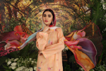Picture of Nishat 42101130-Printed Embroidered Super Fine Lawn, Crinkle Chiffon & Cambric-3pc