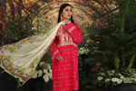 Picture of NISHAT 42101126-Digital Embroidered Printed Super Fine Lawn, Crinkle Chiffon & Cambric-3pc