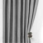 Picture of IKEA FÖRBRYLLAD Tie-Back, Silver-Colour