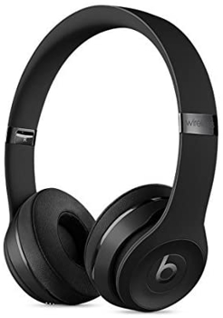 BEATS HEADPHONE SOLO 3 ICON  COLLECTION   in   MATTE BLACK