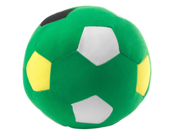 Picture of IKEA SPARKA Soft Toy, Football /Green