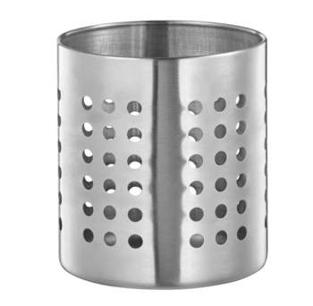Picture of IKEA ORDNING Cutlery stand, stainless steel 13.5 cm