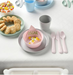 Picture of IKEA KALAS Plate, Mixed Colours