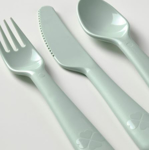 Picture of IKEA KALAS 18-piece Cutlery Set, Mixed Colours