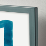 Picture of IKEA FIESTAD Frame, Turquoise 10×15 cm