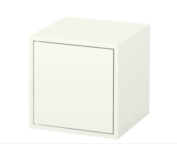 Picture of IKEA EKET Cabinet with Door, 35x35x35cm -White