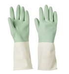 Picture of IKEA RINNIG Cleaning Gloves, Green -S
