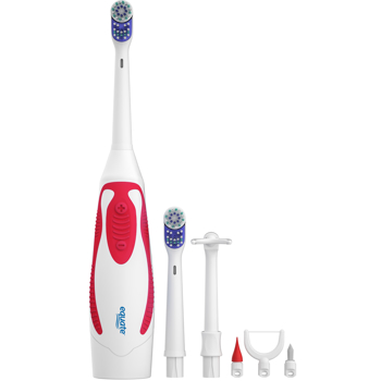 Picture of Equate Vital Health Power Oral Care Kit, Multiple Dental Items Included