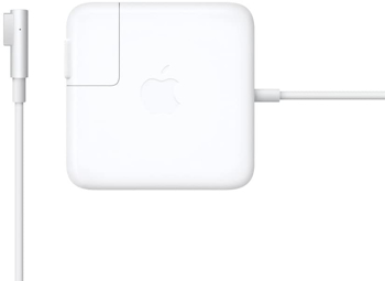 APPLE 45W  MAGSAFE  POWER ADAPTER   IN  WHITE