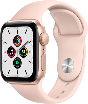 Picture of Apple SE 40MM (Cellular) MYF32LL/A Smart Watch Gold Aluminum