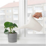 Picture of IKEA PS 2002 Watering Can, White1.2 l