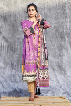 Picture of MOTIFZ 2883-Modelo Digital Printed Lawn Unstitched