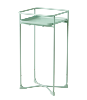 KRYDDPEPPAR Plant stand, in/outdoor green