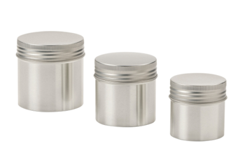 Picture of IKEA ANILINARE Storage Tin With Lid, Set of 3, Metal