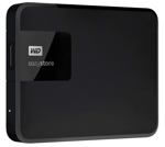 Picture of Western Digital - Easystore 5TB External USB 3.0 Portable Hard Drive - Black