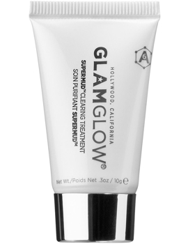 GLAMGLOW Supermud Clearing Treatment (Travel Size 10g)SEALED