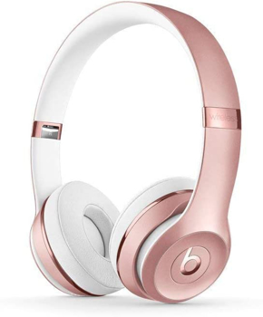 BEATS HEADPHONE SOLO 3  ICON COLLECTION     in   ROSE GOLD