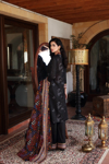 Nishat 42101533- Voil Emb Lawn Cambric
