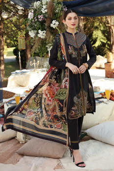 Nishat 42101514-Embroiderd Lawn Suit