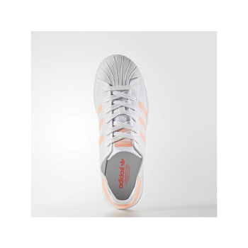 ADIDASSHOES  SUPERSTAR WOMEN'S      IN     WHITE