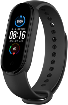 watch in black color