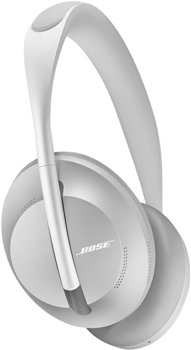 Bose  Wireless   Headphone  Cancelling  Noise   in   Silver Luxe