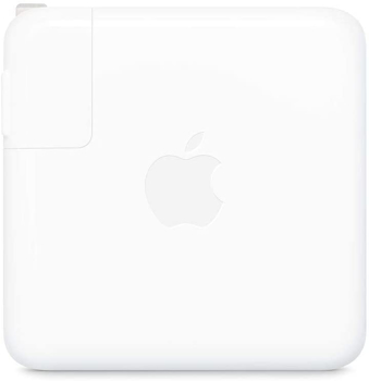 APPLE  61W  USB-C POWER  ADAPTER   CABLE       in     WHITE