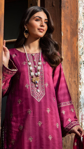 Picture of Pakeeza- Neno Karra Embroidered Lawn - D'02