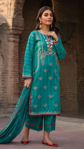 Picture of Pakeeza- Neno Karra Embroidered Lawn - D'03