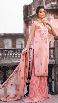 Picture of Pakeeza- Neno Karra Embroidered Lawn - D'05
