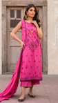 Picture of Pakeeza- Neno Karra Embroidered Lawn - D'08