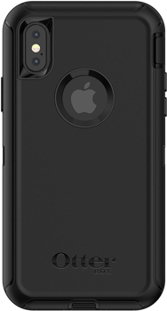 OTTERBOX IPHONE  XS  DEFENDER  SERIES  CASE      in     BLACK
