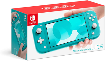 NINTENDO CONSOLE  SWITCH LITE  HDHSBAZAA      in     TURQUOISE