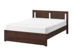 IKEA SONGESAND Bed Frame, Brown140x200 cm in pakistan